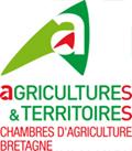 Chambres d'Agriculture de Bretagne partenaires conversions bio Bretagne