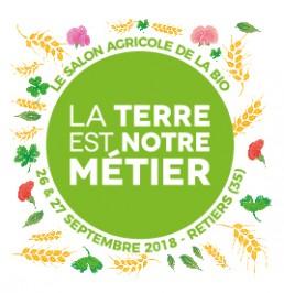 Salon Des Professionnels De La Bio – La Terre Est Notre Métier – Retiers (35)